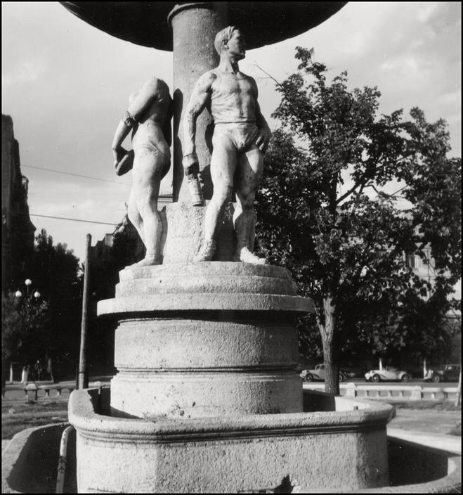Оккупированный Киев глазами знаменитого немецкого фотографа Герберта Листа 5