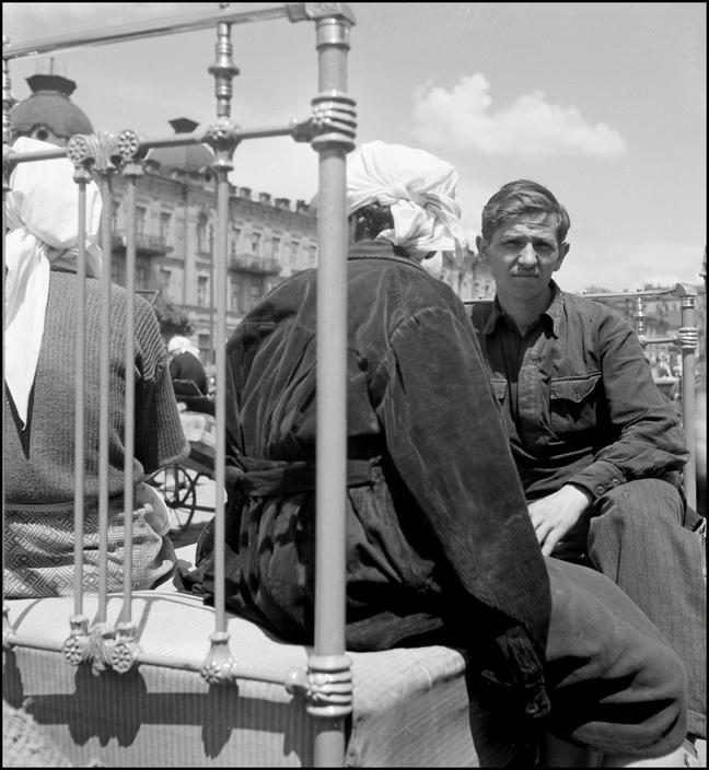 Оккупированный Киев глазами знаменитого немецкого фотографа Герберта Листа 55