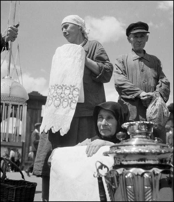 Оккупированный Киев глазами знаменитого немецкого фотографа Герберта Листа 57