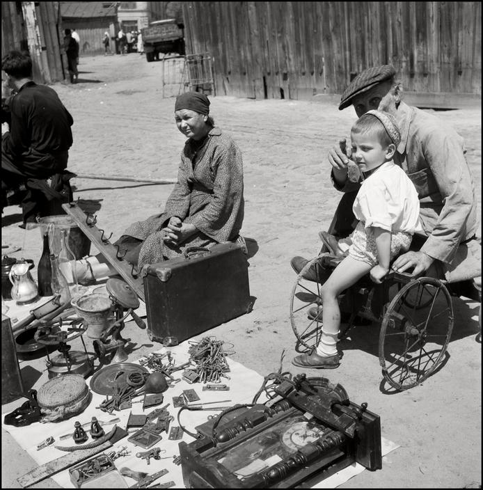 Оккупированный Киев глазами знаменитого немецкого фотографа Герберта Листа 58