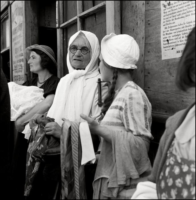 Оккупированный Киев глазами знаменитого немецкого фотографа Герберта Листа 59