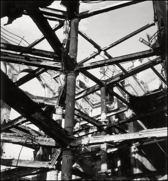 Оккупированный Киев глазами знаменитого немецкого фотографа Герберта Листа 6