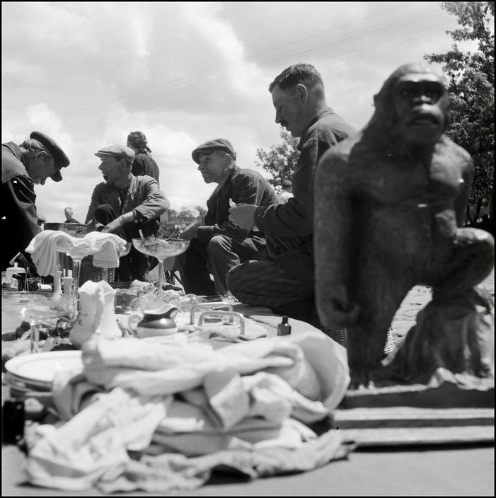Оккупированный Киев глазами знаменитого немецкого фотографа Герберта Листа 60