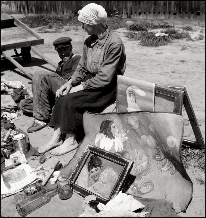 Оккупированный Киев глазами знаменитого немецкого фотографа Герберта Листа 61