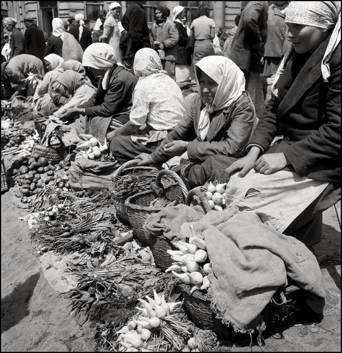 Оккупированный Киев глазами знаменитого немецкого фотографа Герберта Листа 63