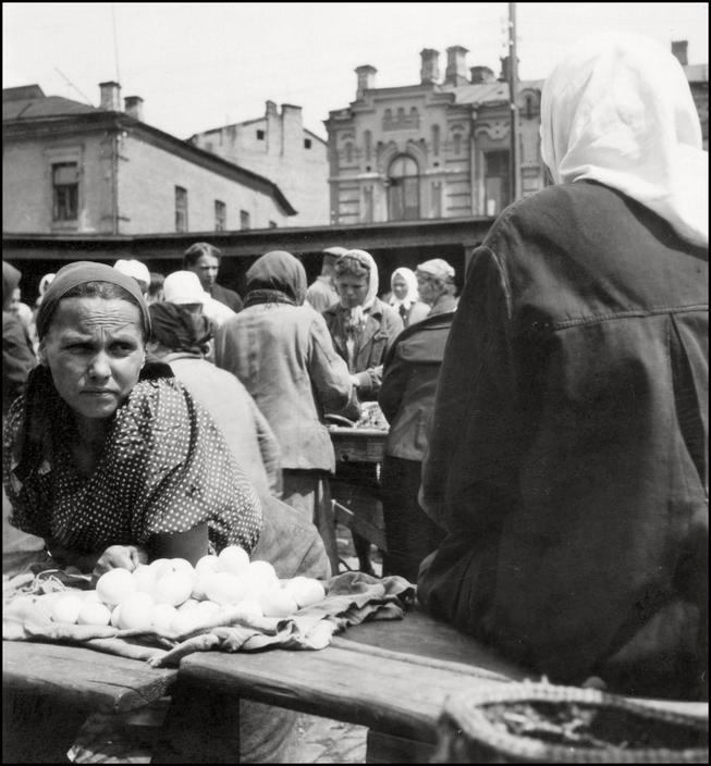 Оккупированный Киев глазами знаменитого немецкого фотографа Герберта Листа 68