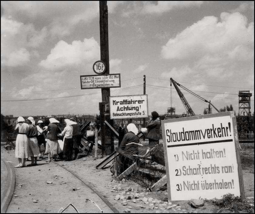 Оккупированный Киев глазами знаменитого немецкого фотографа Герберта Листа 79