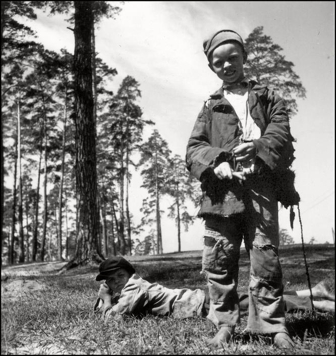 Оккупированный Киев глазами знаменитого немецкого фотографа Герберта Листа 81