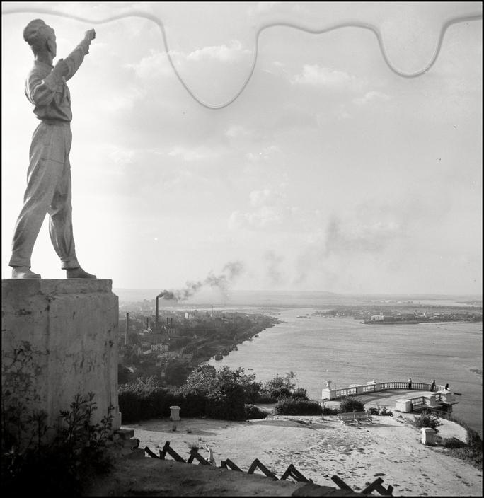 Оккупированный Киев глазами знаменитого немецкого фотографа Герберта Листа 86
