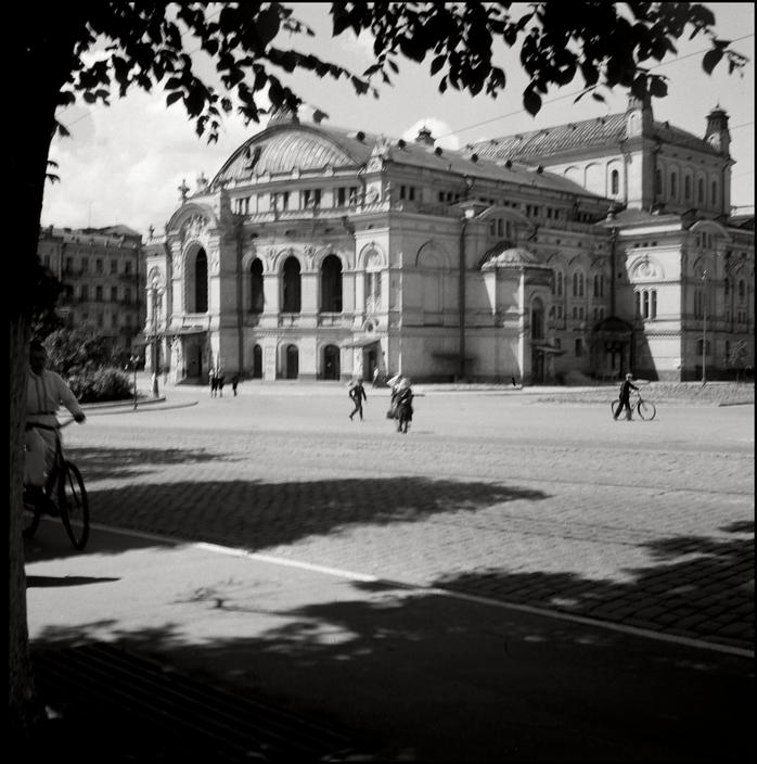 Оккупированный Киев глазами знаменитого немецкого фотографа Герберта Листа 88