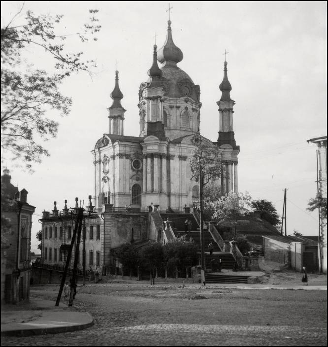 Оккупированный Киев глазами знаменитого немецкого фотографа Герберта Листа 93