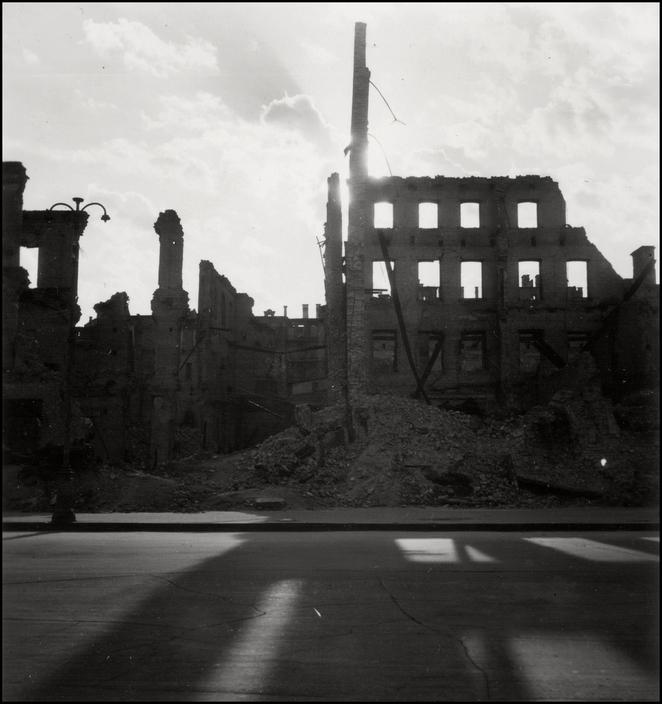 Оккупированный Киев глазами знаменитого немецкого фотографа Герберта Листа 94