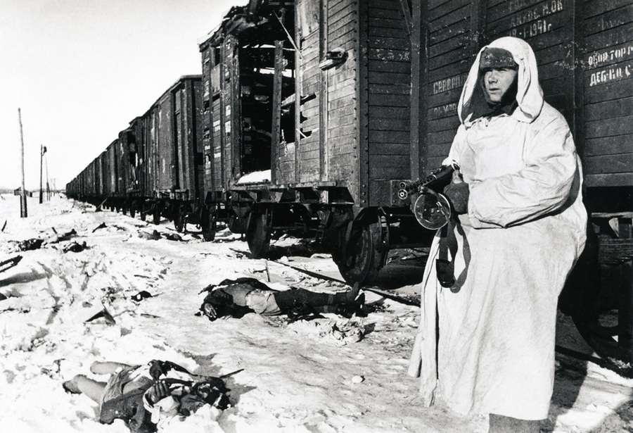 Советская история в фотографиях легендарного Дмитрия Бальтерманца 1 10