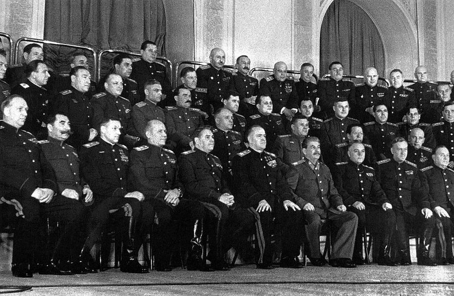 Советская история в фотографиях легендарного Дмитрия Бальтерманца 1 25