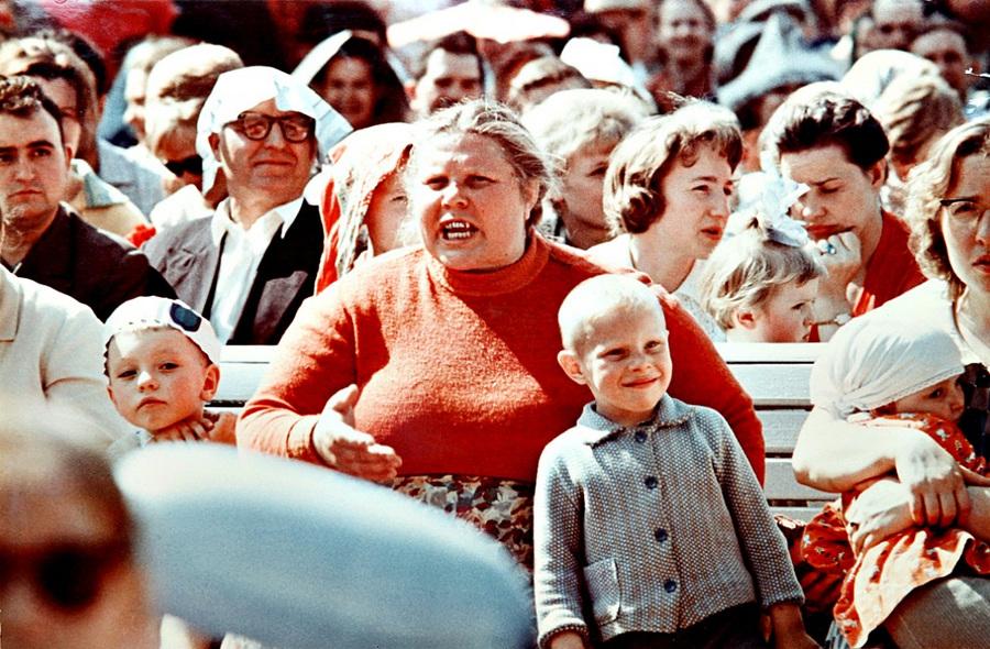 Советская история в фотографиях легендарного Дмитрия Бальтерманца 1 32