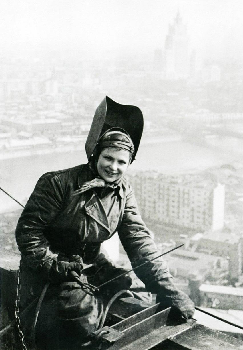 Советская история в фотографиях легендарного Дмитрия Бальтерманца 1 35