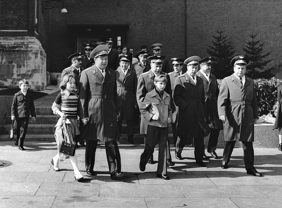 Советская история в фотографиях легендарного Дмитрия Бальтерманца 1 44