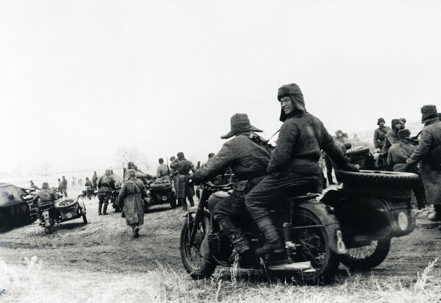 Советская история в фотографиях легендарного Дмитрия Бальтерманца 1 5