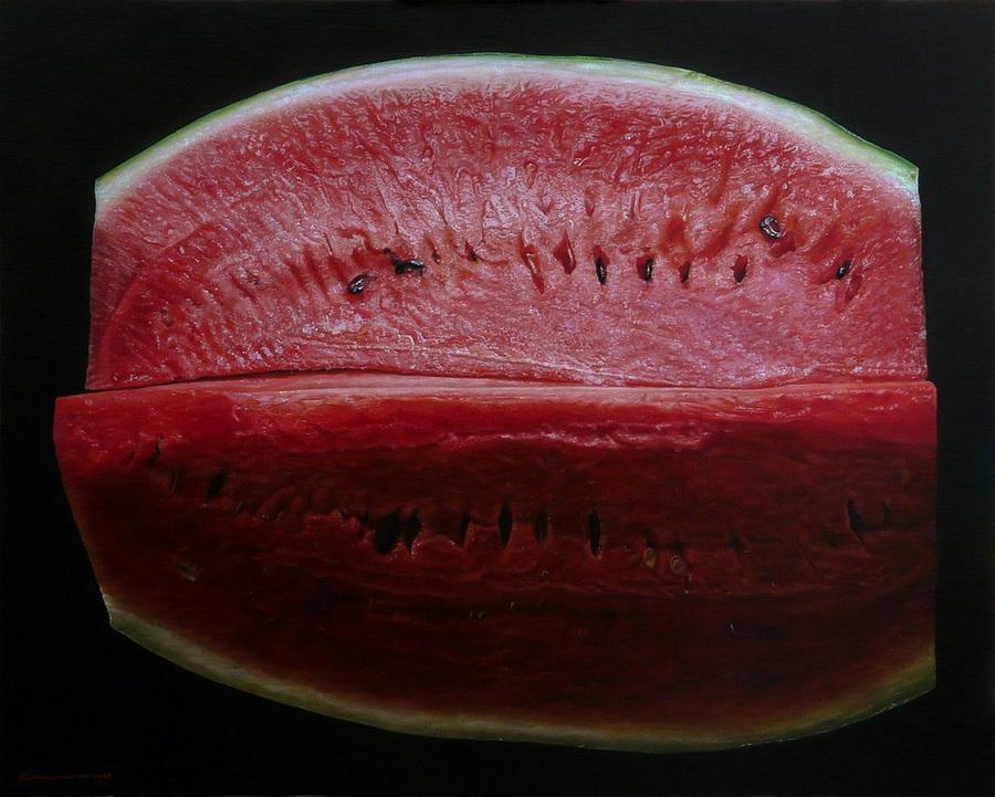 Иллюзия реальности от художника-гиперреалиста Эммануэля Дасканио 14