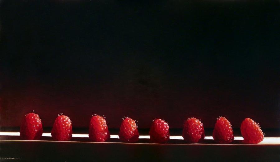 Иллюзия реальности от художника-гиперреалиста Эммануэля Дасканио 16