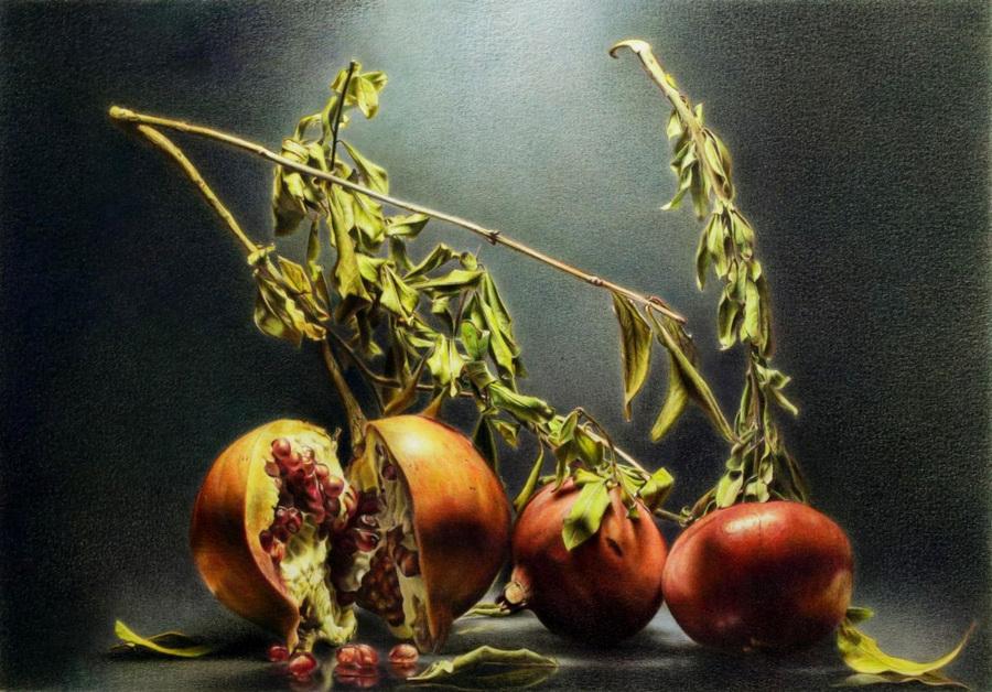 Иллюзия реальности от художника-гиперреалиста Эммануэля Дасканио 17