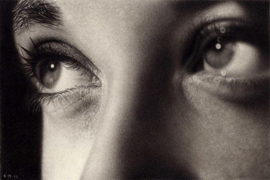 Иллюзия реальности от художника-гиперреалиста Эммануэля Дасканио 19