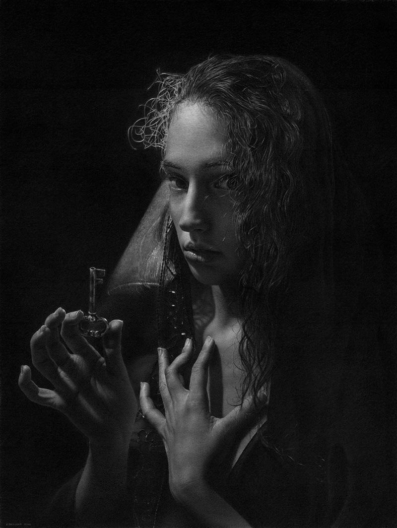 Иллюзия реальности от художника-гиперреалиста Эммануэля Дасканио 27