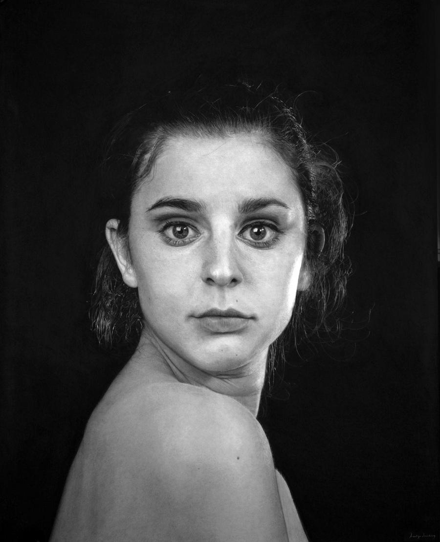 Иллюзия реальности от художника-гиперреалиста Эммануэля Дасканио 28