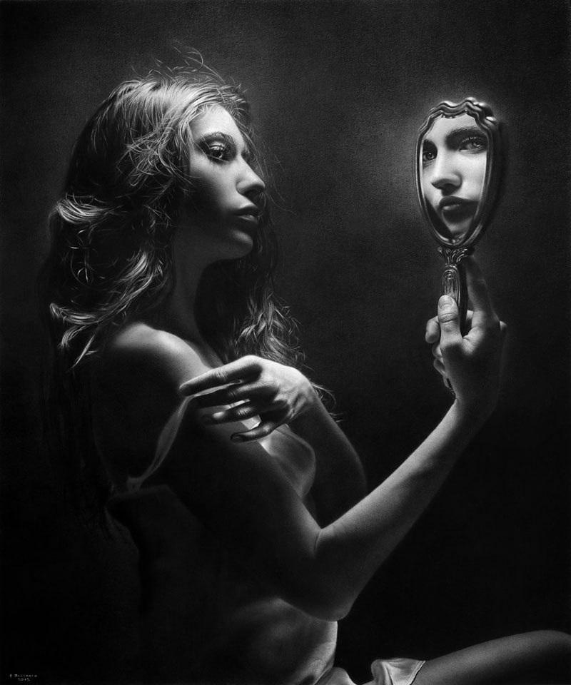 Иллюзия реальности от художника-гиперреалиста Эммануэля Дасканио 37