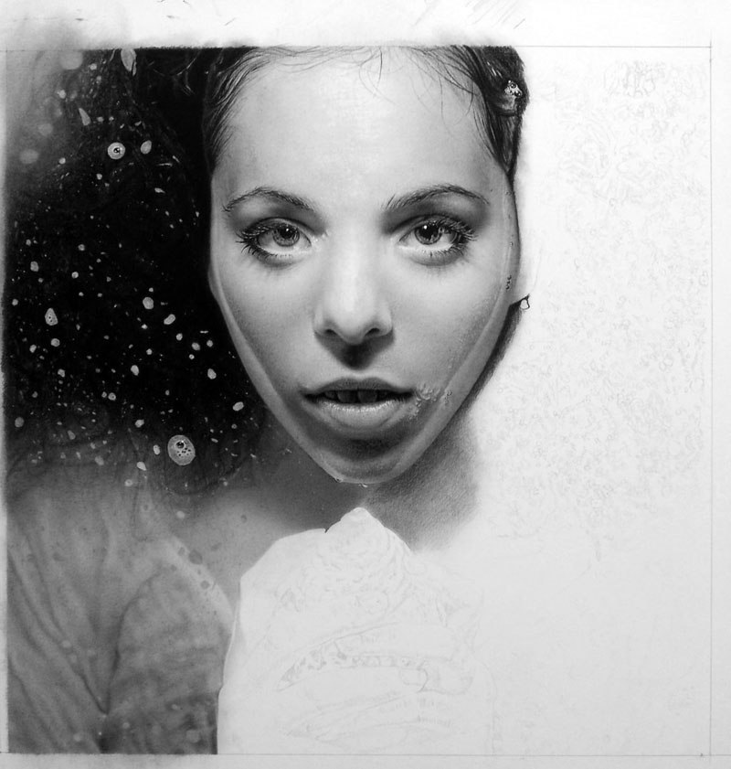 Иллюзия реальности от художника-гиперреалиста Эммануэля Дасканио 40
