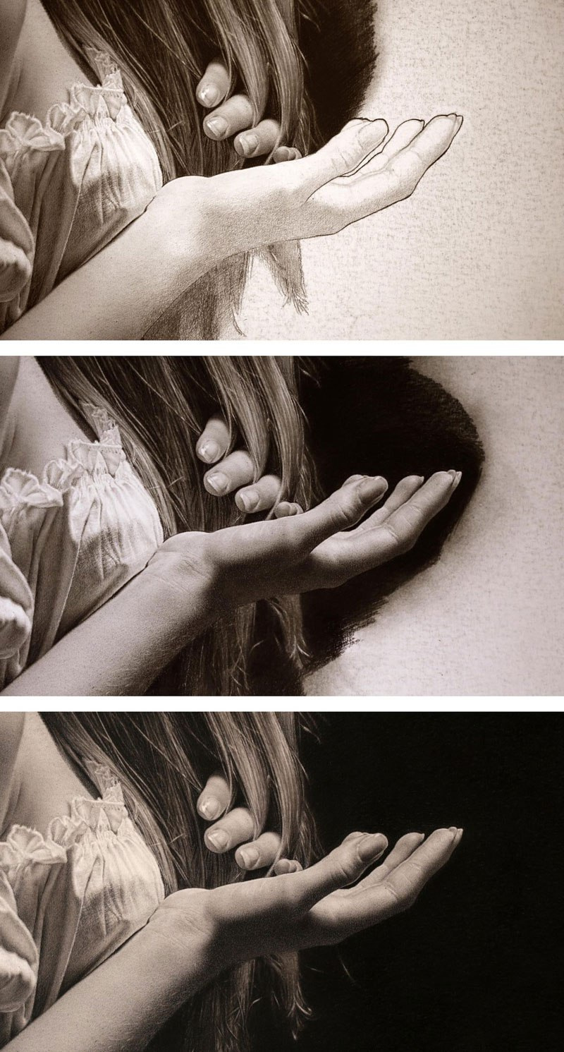 Иллюзия реальности от художника-гиперреалиста Эммануэля Дасканио 44