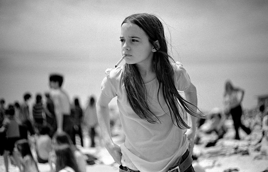 Фотограф Джозеф Сабо: портреты нежного возраста 14