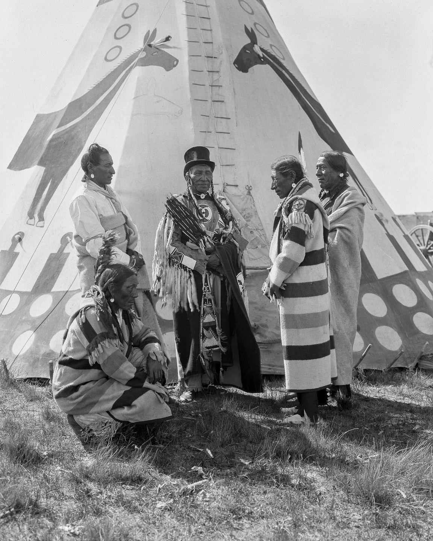 indeyskie plemena Kanady 17