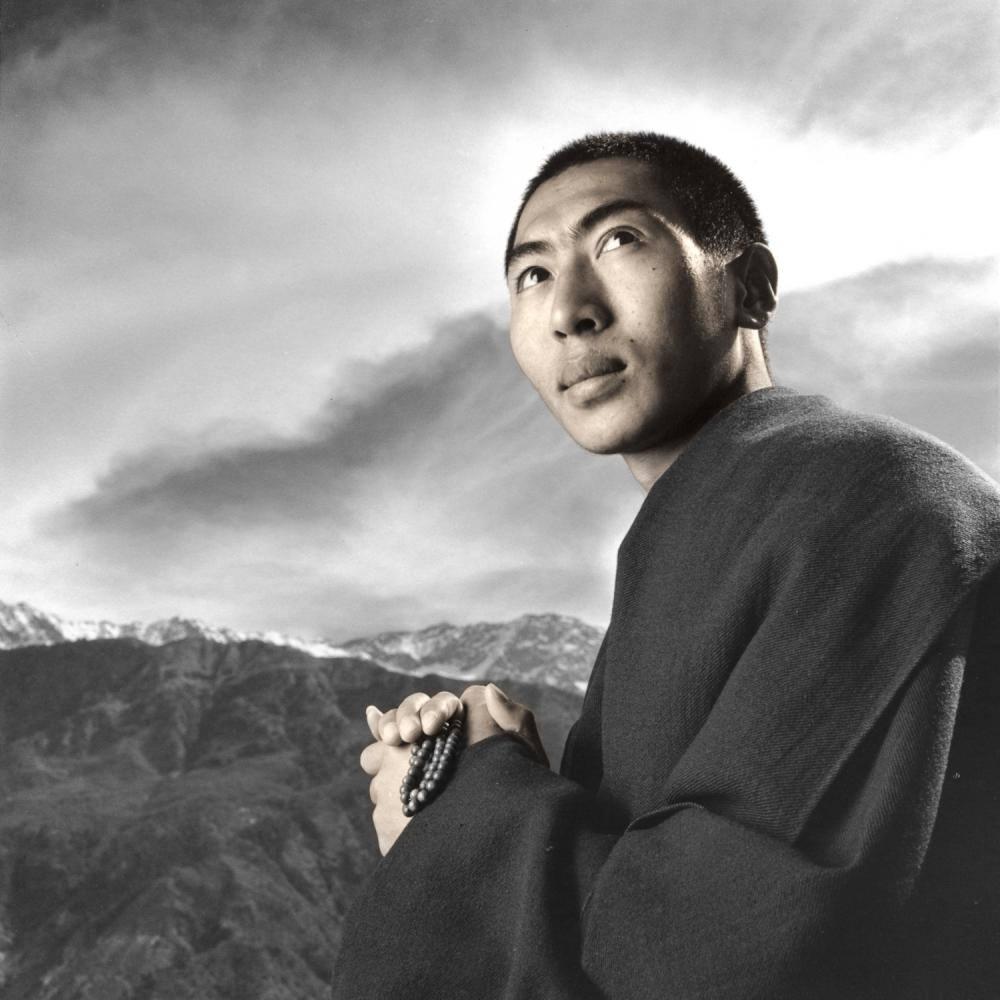Фотограф Фил Боргес – тибетский портрет 1