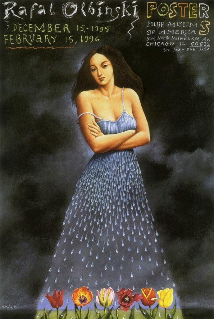 сюрреализм Рафала Ольбиньского 60