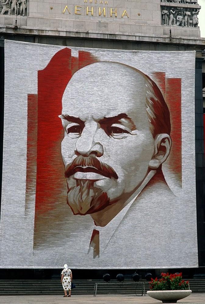 Фотограф Крис Ниденталь. Советская Москва 12