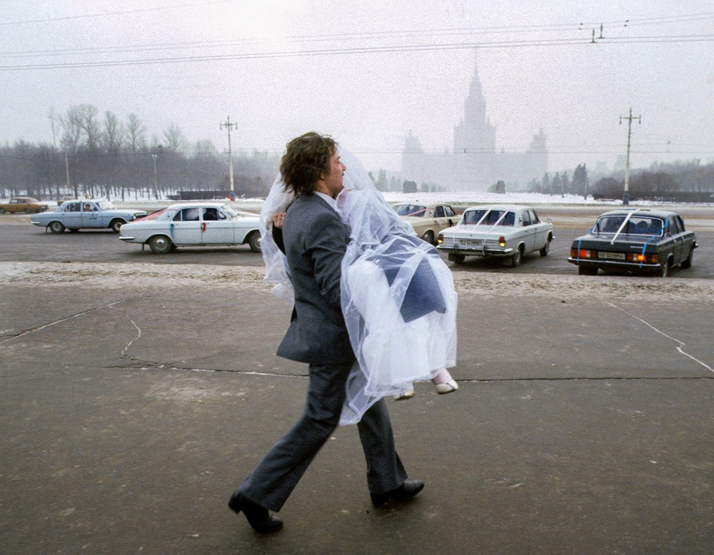 Фотограф Крис Ниденталь. Советская Москва 14
