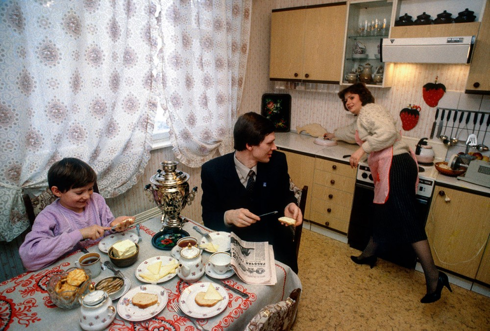 Фотограф Крис Ниденталь. Советская Москва 15