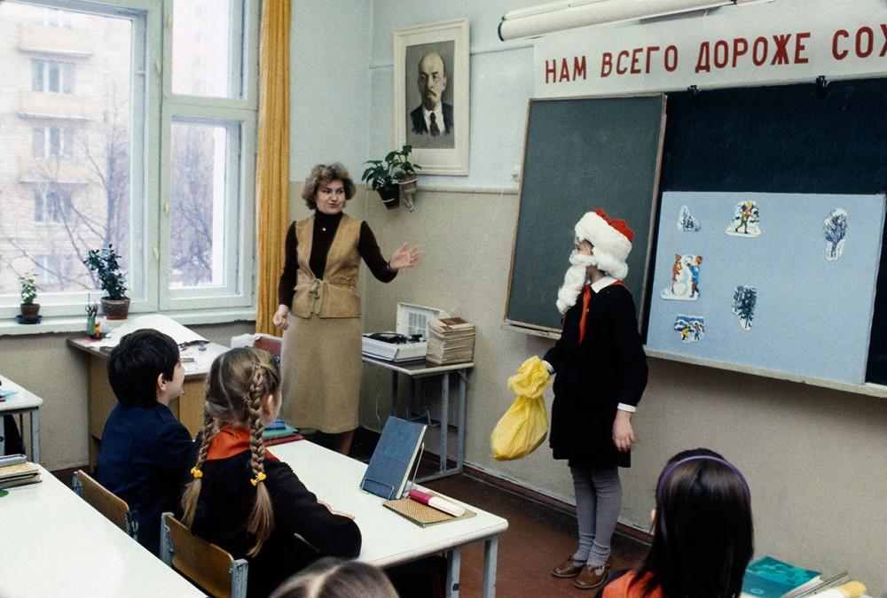 Фотограф Крис Ниденталь. Советская Москва 18