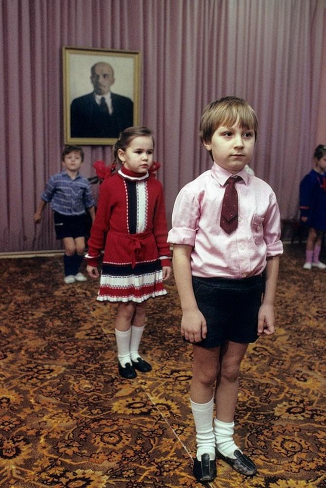 Фотограф Крис Ниденталь. Советская Москва 19