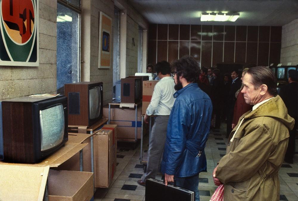 Фотограф Крис Ниденталь. Советская Москва 20