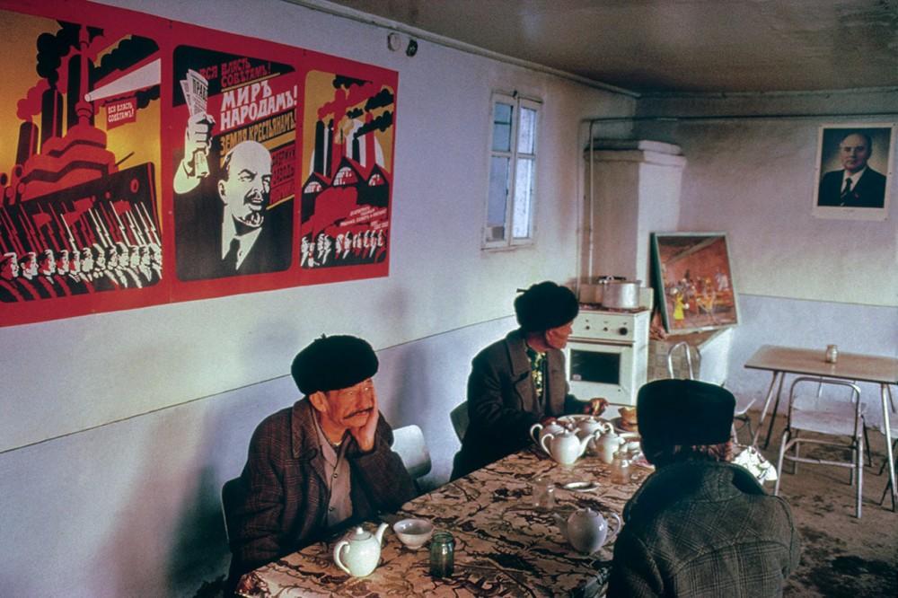 Фотограф Крис Ниденталь. Советская Москва 24