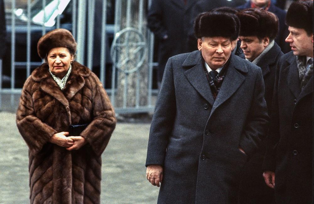 Фотограф Крис Ниденталь. Советская Москва 25
