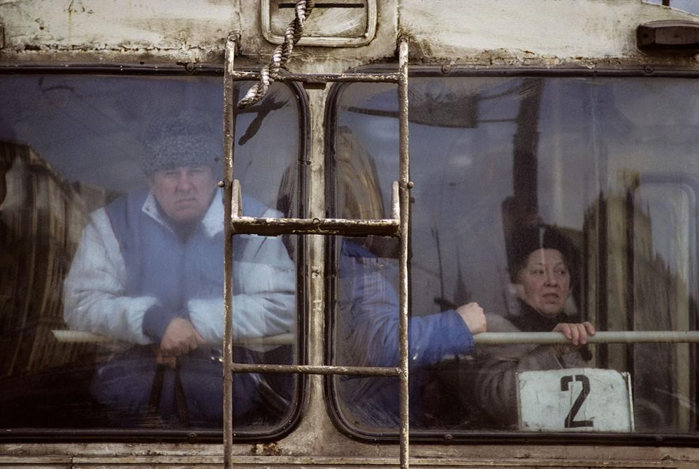 Фотограф Крис Ниденталь. Советская Москва 27