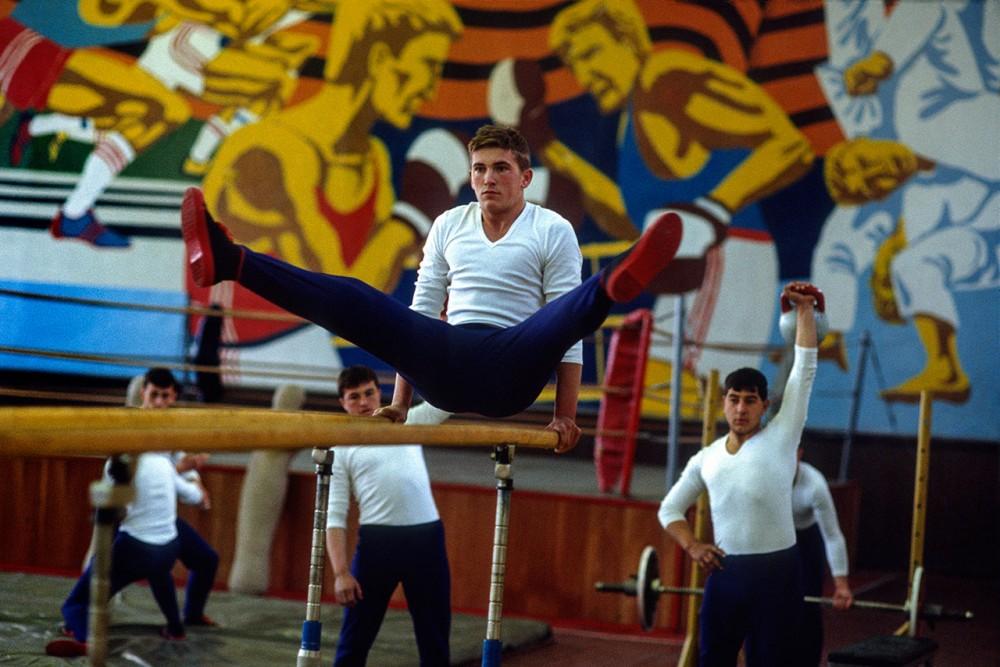 Фотограф Крис Ниденталь. Советская Москва 29