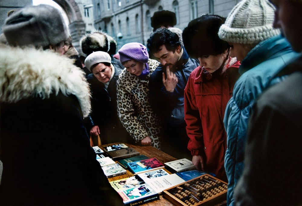 Фотограф Крис Ниденталь. Советская Москва 5