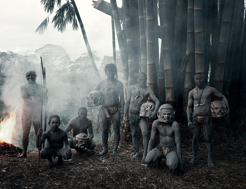 plemena fotograf Dzhimmi Nelson 1