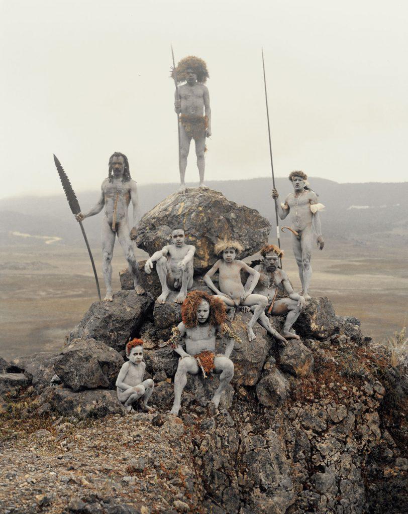 plemena fotograf Dzhimmi Nelson 10