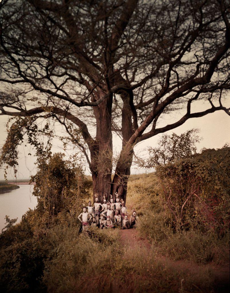 plemena fotograf Dzhimmi Nelson 13