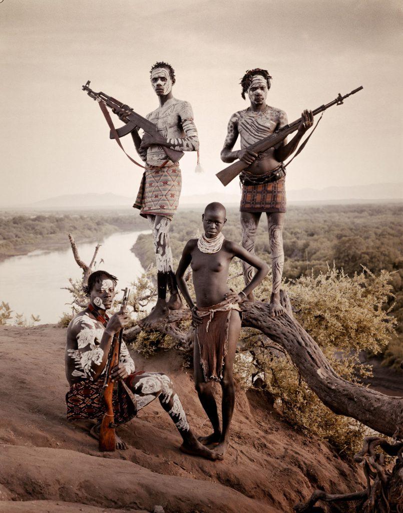 plemena fotograf Dzhimmi Nelson 14